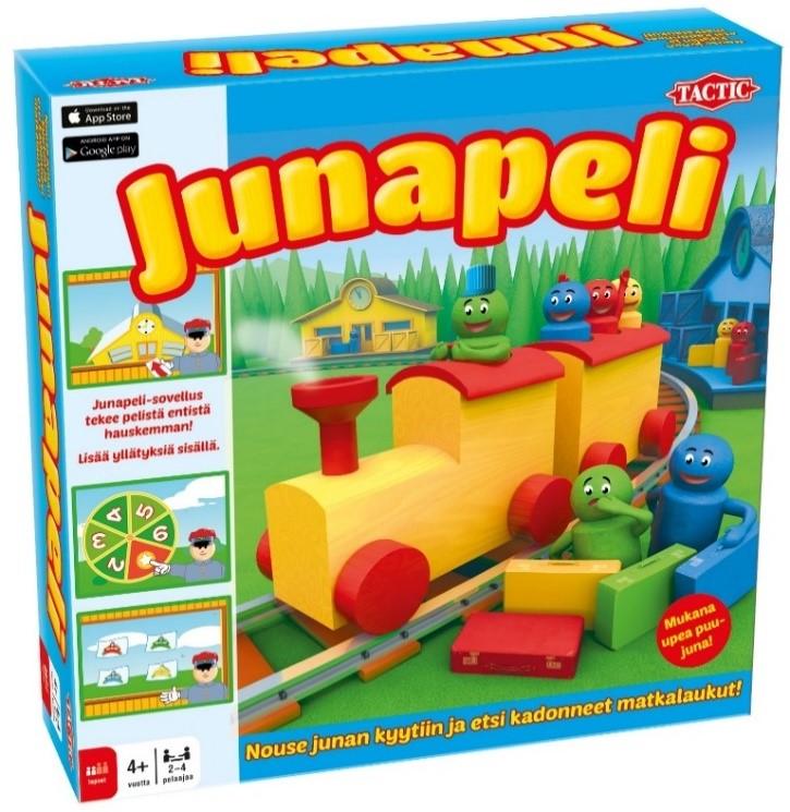 Junapeli