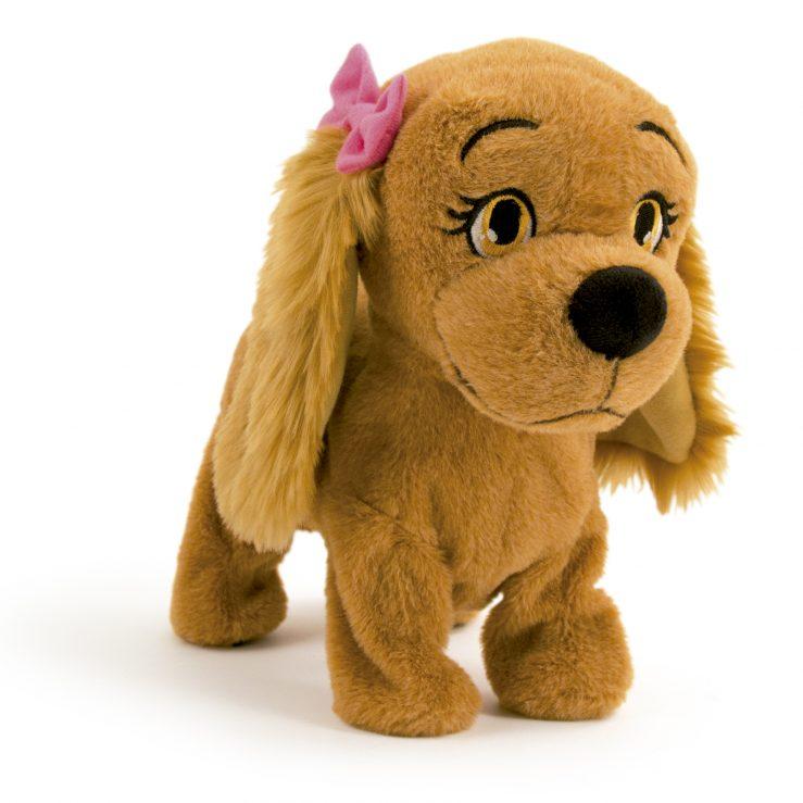 Lucy interaktiivinen koiranpentu 1 - Toyrock Oy
